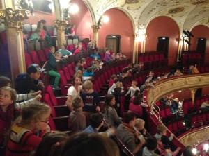 Theater Schüler